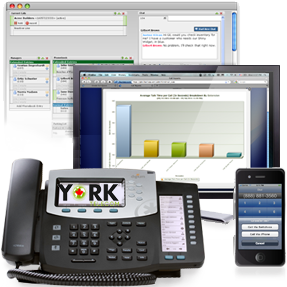 York Telecom switchvox ip pbx